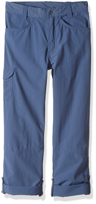 Girls Sierra Point Roll up Pants White Sierra