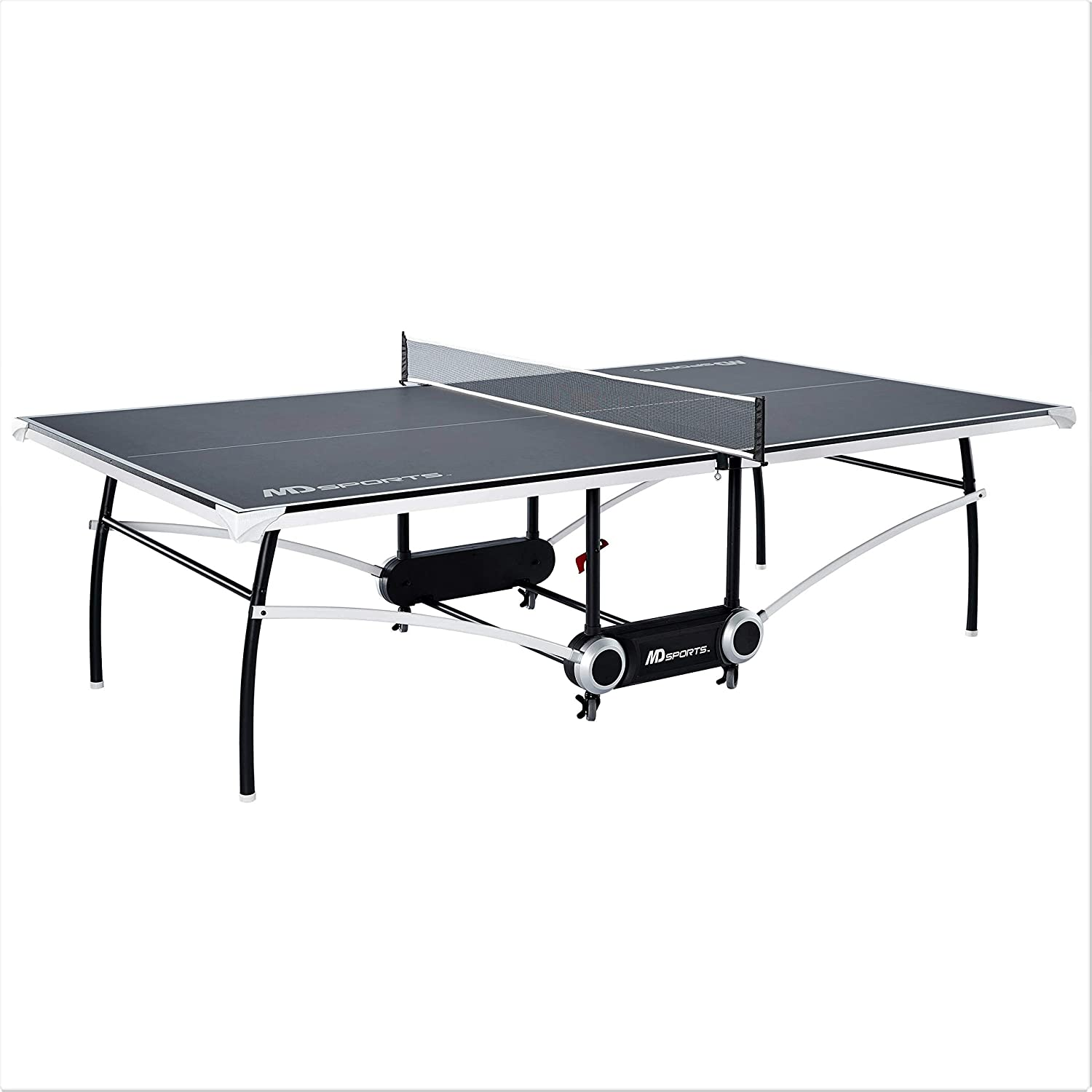Amazon.com : MD Sports Table Tennis Table Net and Post Set Indoor