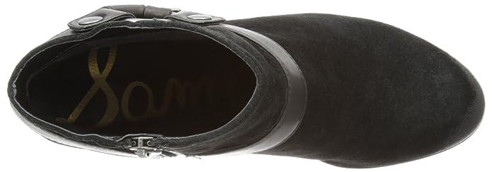 Sam Edelman Landon - Botines, color Negro, talla 35.5: Amazon.es: Zapatos y complementos