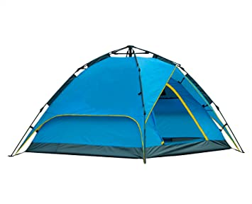 Duhud Waterproof Instant Tents Pop-up Tents in 30 Seconds 3 Person 3 Season Outdoor  sc 1 st  Amazon.com & Amazon.com : Duhud Waterproof Instant Tents Pop-up Tents in 30 ...