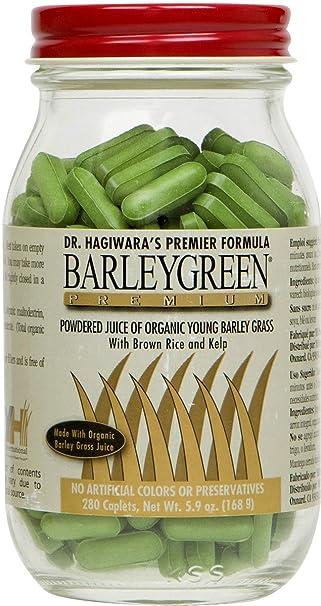 Amazon.com: Dr. Hagiwara de barleygreen Premium W/Kelp por ...
