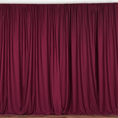 tone curtain on curtains catalog p panel economy closed tall backdrop bd or white