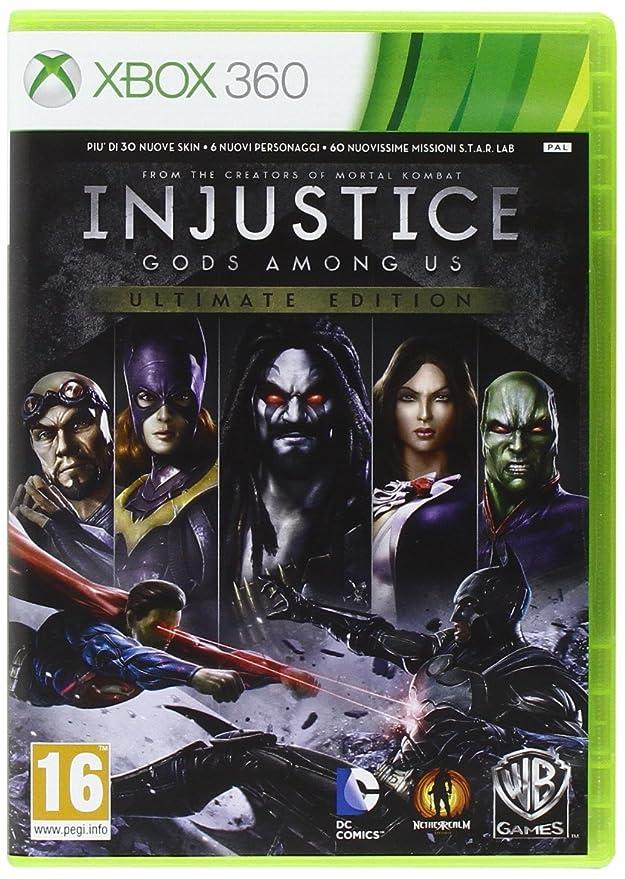 Injustice: Gods Among Us Ultimate Ed. [Importación Italiana ...