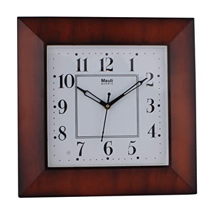 Virom Designer Round Shape Wall Clock For Bedroom Hall Living Room Kitchen For Home Decor Perfect For Occasional Gifts