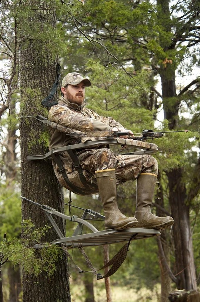 Summit Goliath SD Treestand by Summit Treestands (Image #5)