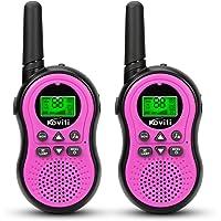 Koviti Kids Walkie Talkies 2 Way Radio Gift for Kids