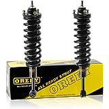 OREDY Shocks and Struts Front Pair Complete Strut Assembly 171371L 171371R 11563 11564 Shocks Coil Spring Struts Kit…