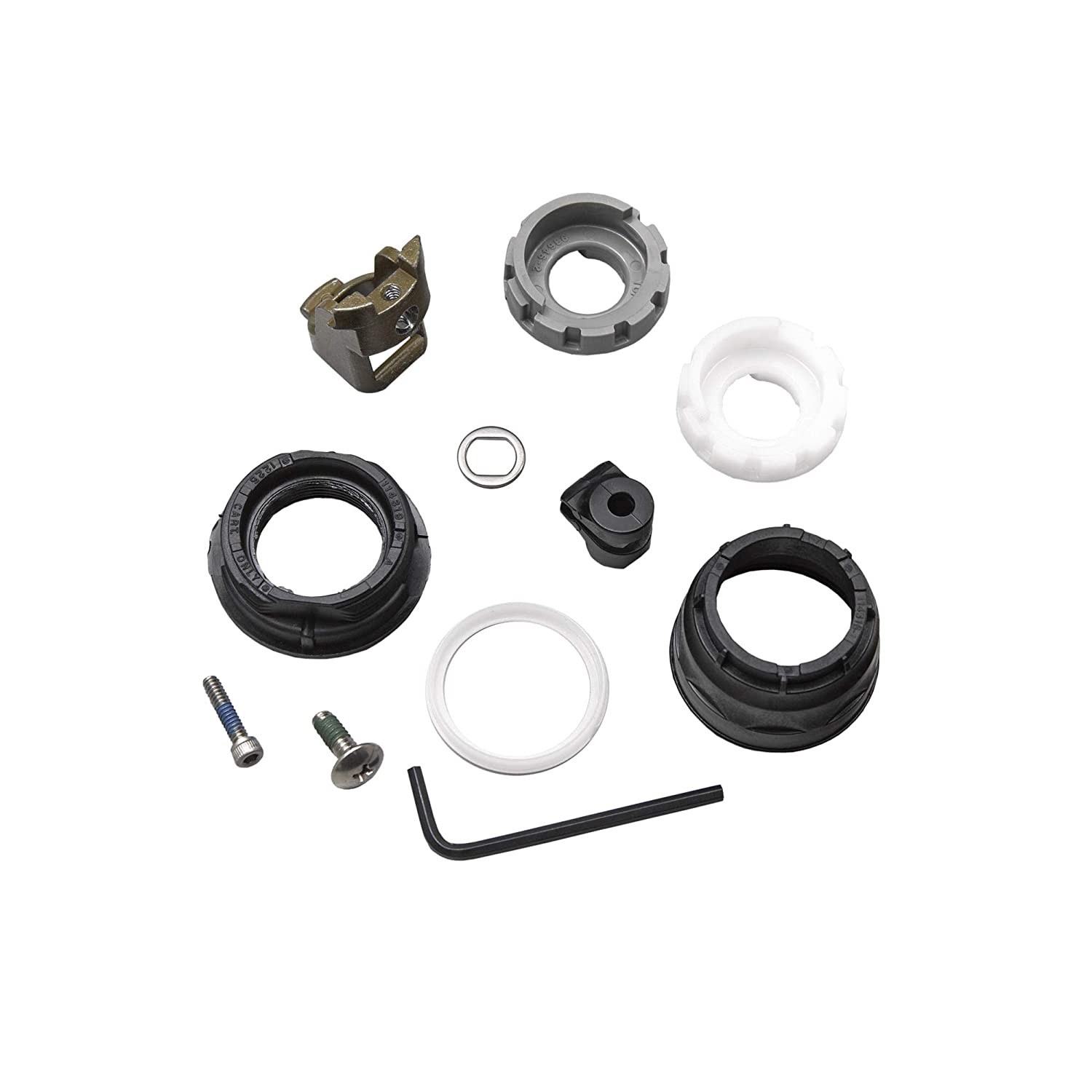 . Moen 93980 Replacement Handle Mechanism Kit for One Handle Kitchen Faucet  Repairs