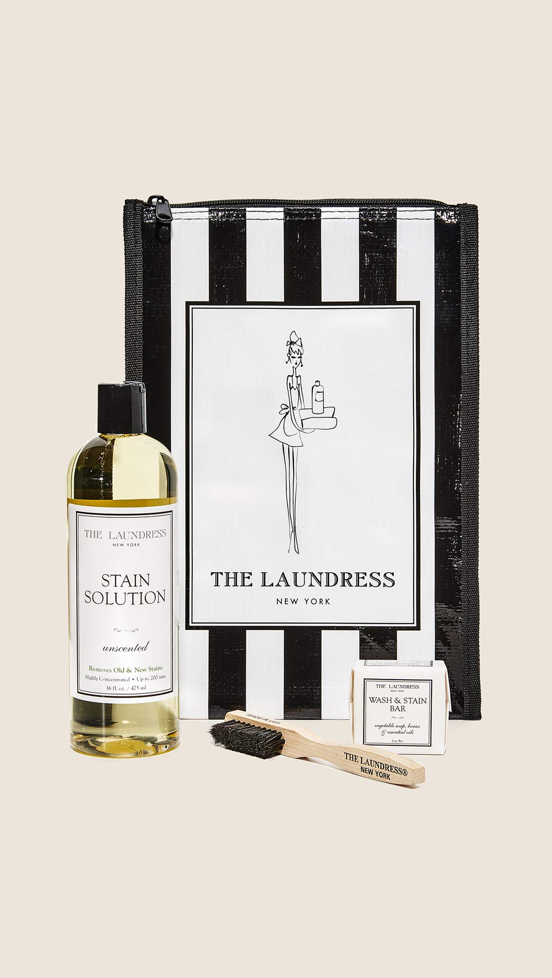 The Laundress Women's Stain Removal Kit, Black/White, One Size by The Laundress (Image #2)