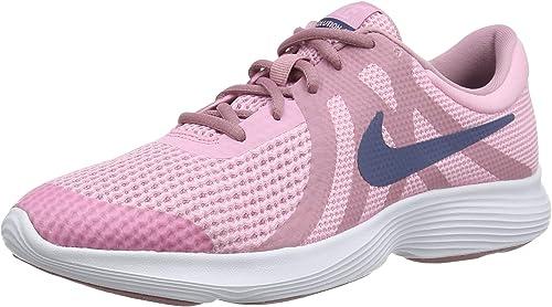 NIKE Revolution 4 (GS), Zapatillas de Running para Niñas: Amazon ...