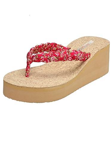 Zachho Women's Flip-Flops Women's Flip-Flops & Slippers at amazon