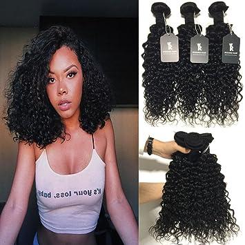 Rissing Brazilian Hair 8a Unprocessed Virgin Deep Wave Curly
