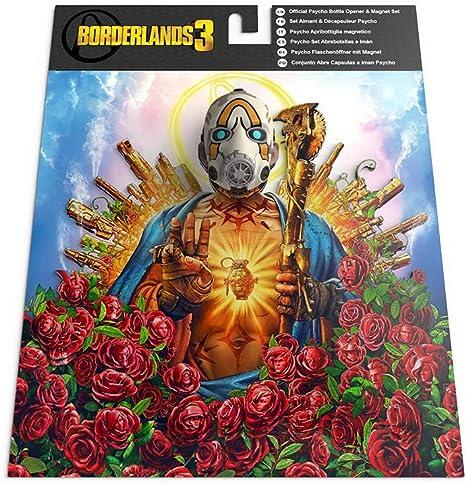 Compra numskull Oficial Borderlands 3 Mercancías Botella psico ...