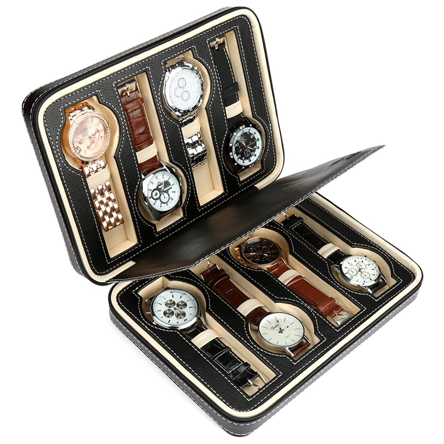 Best Watch Storage Case Reviews 2018-2019 cover image