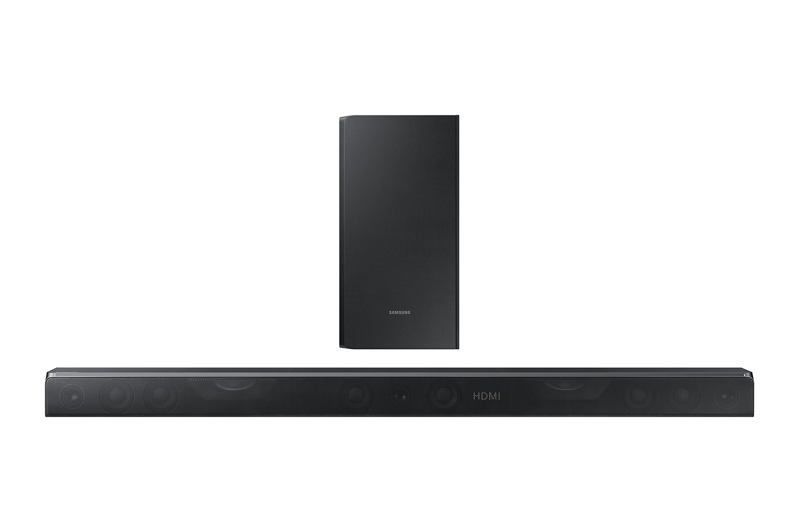 Samsung HW-K850/ZA 3.1.2 Channel Soundbar with Dolby Atmos Technology (2016 Model) by Samsung