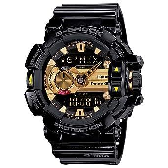 acb7964f1 Buy Casio G-Shock Analog-Digital Black Dial Men s Watch - GBA-400 ...