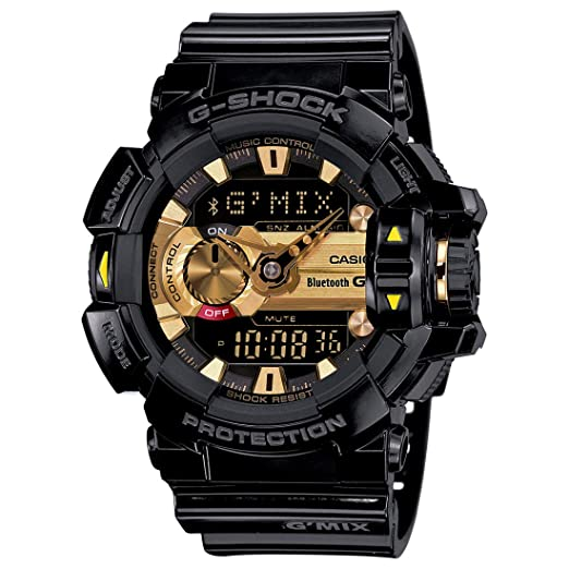 f5875c767b5 Buy Casio G-Shock Analog-Digital Black Dial Men s Watch - GBA-400-1A9DR  (G557) Online at Low Prices in India - Amazon.in