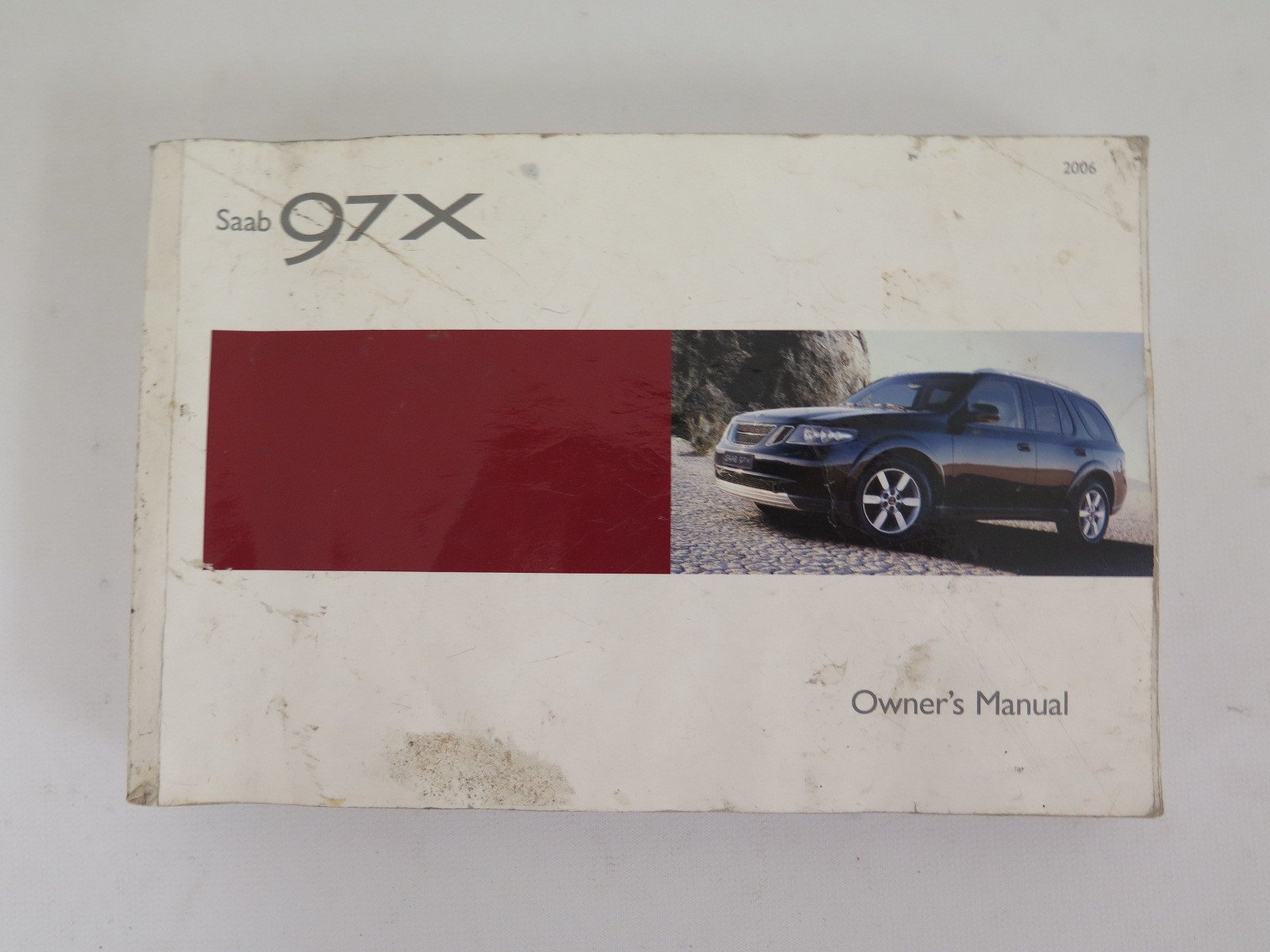 2006 saab 9 7x 97x owners manual saab motors amazon com books rh amazon com 2006 saab 97x repair manual 2006 Saab 9 7X Problems