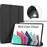 ORIbox Case for iPad Pro 1st 11''(2018), Lightweight Trifold Stand Smart Cover with Auto Sleep/Wake Function, Soft TPU…