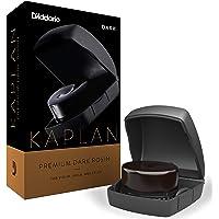 D'Addario Kaplan Premium Rosin with Case, Dark