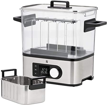 Máquina de cocción a baja temperatura entre 35º y 90º al vacío; perfecta para realizar cocina profes