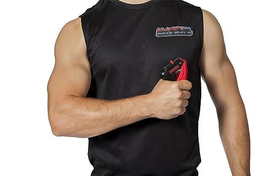 HAND GRIP / PINZAS de entrenamiento de mano y antebrazo de Master of Muscle - perfecto para un agarre de mano fuerte - resistencia ajustable 10-40 kg ...