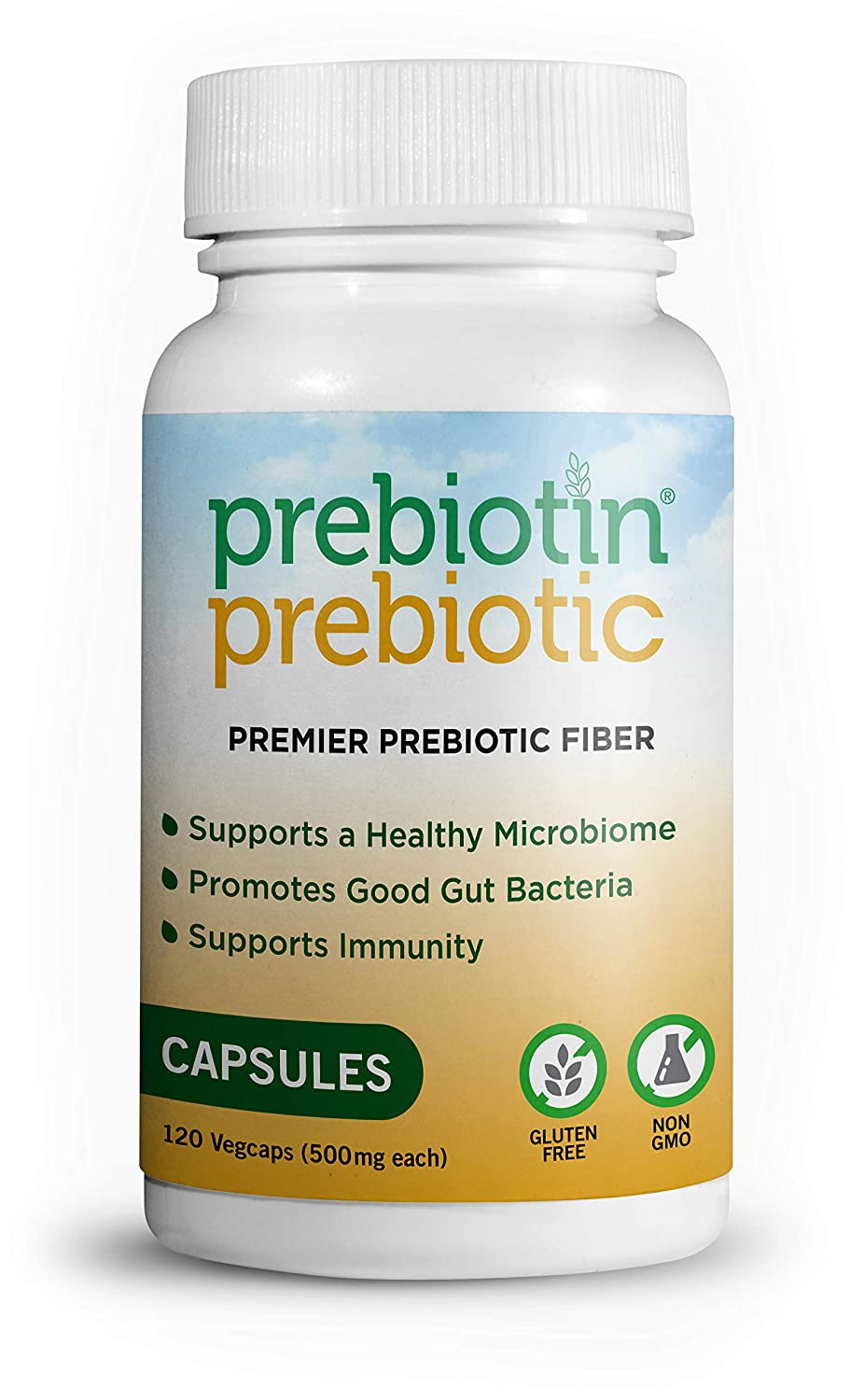 Amazon.com: Prebiotin – Prebiotic Dietary Supplement Fiber ...