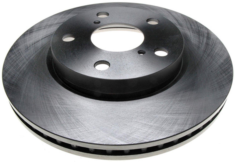 ACDelco 18A2450A Advantage Non-Coated Front Disc Brake Rotor