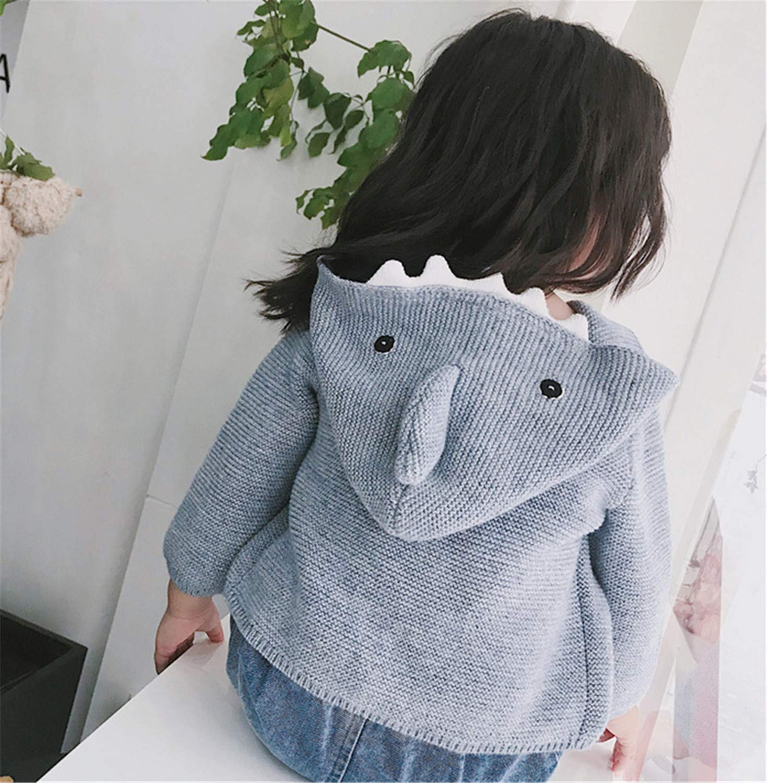 Amazon.com: Cartoon Shark Boys Sweaters Baby Girls Cardigan Boys Knitted Jackets Autumn Cardigan: Clothing