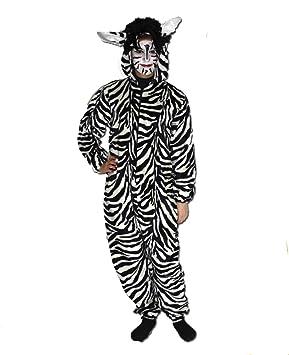 Disfraz de Cebra para Adultos (Talla - S): Amazon.es: Juguetes y ...