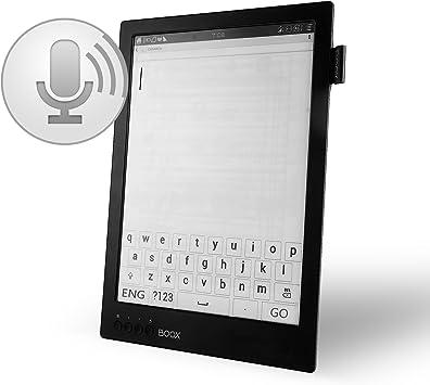 Boox - E-reader Max Carta con Funda Protectora, 13,3