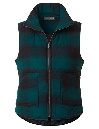 padded zipped vest - Green Fay Cheap Footaction Cheap Sale 2018 Cheap Big Discount pSuwwE9BL