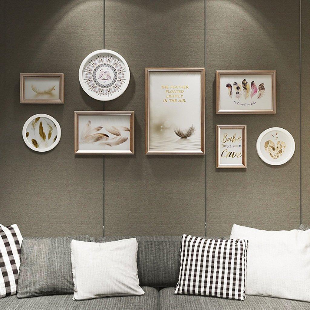 G-Y Foto Wand Bilderrahmen Wand Collage Rahmen Europäischen Stil ...