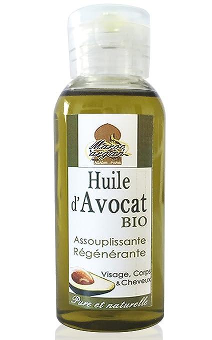 Aceite de Aguacate Bio y Natural – Piel y Cabello – 50ml