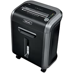 Fellowes Powershred 79Ci 100% Jam Proof 16-Sheet Cross-Cut Heavy Duty Paper Shredder (3227901)