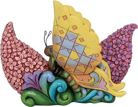 Jim Shore Heartwood Creek Mini Butterfly Figurine 3 Enesco 6000679