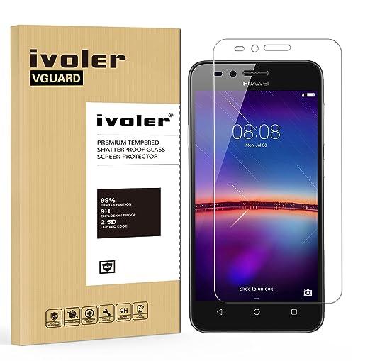 12 opinioni per Huawei Y3 II / Huawei Y3 II Pro Pellicola Protettiva, iVoler® Pellicola