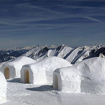 experiencia cupones: romanticismo iglú Suite en Zermatt | meventi regalo Idea