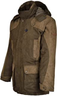 80e9964116c83 Percussion Grand Nord Hunting/Shooting Waterproof Jacket - Khaki - L, XL,  2XL