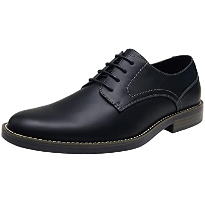JOUSEN Men's Dress Shoes Retro Casual Dress Shoes for Men | Oxfords