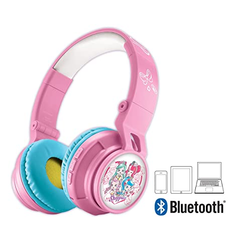 Amazon.com  Shoppies Shopkins Headphones! Wireless 78e8305846d6