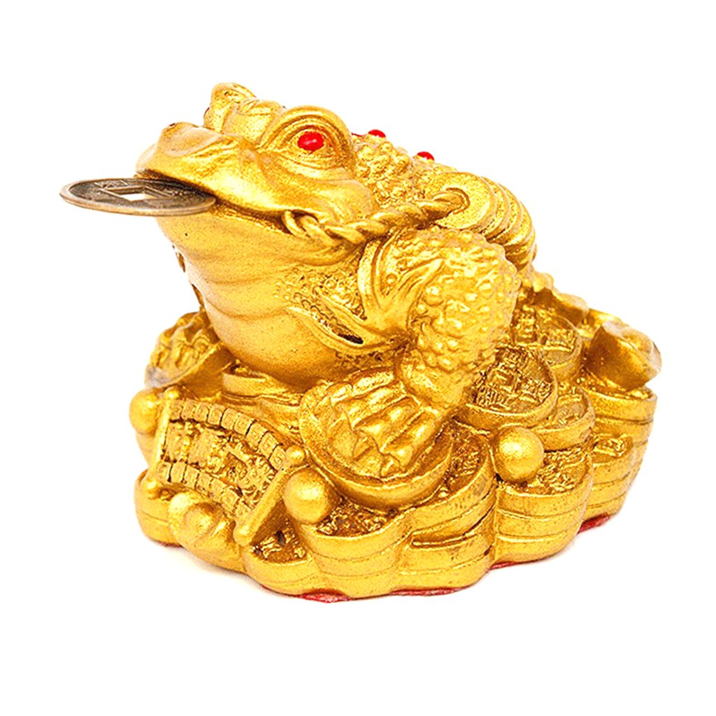 Amazon.com: MagiDeal Feng Shui Money Lucky Fortune Oriental Chinese ...