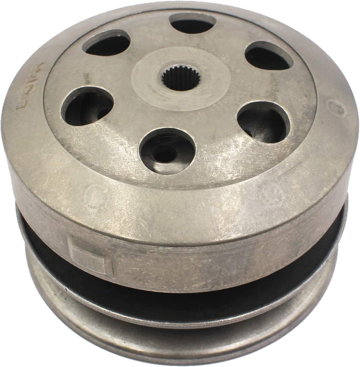 Driven Pulley Clutch For GY6 50cc 80cc Scooter Moped Go Kart Dirt Bike