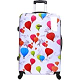Karabar Large Hard Sided Suitcase - 10 Years Warranty!