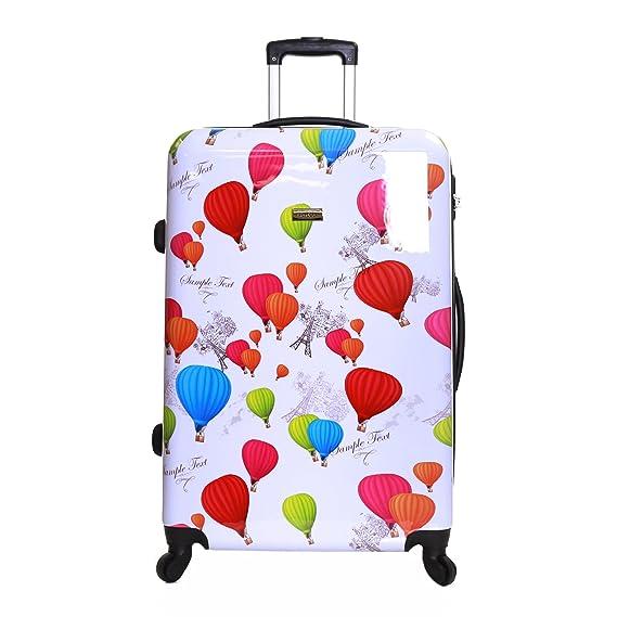 4cc6f5e11319 Karabar Large Hard Sided Suitcase - 10 Years Warranty!