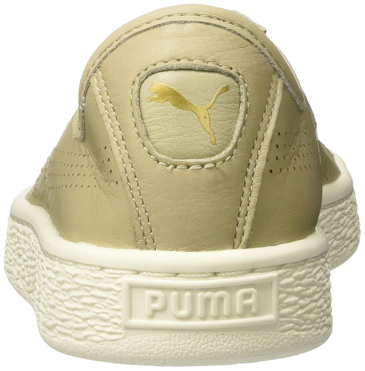 3b74eb412be8 Puma Unisex Adults  Basket Classic Soft Trainers  Amazon.co.uk  Shoes   Bags