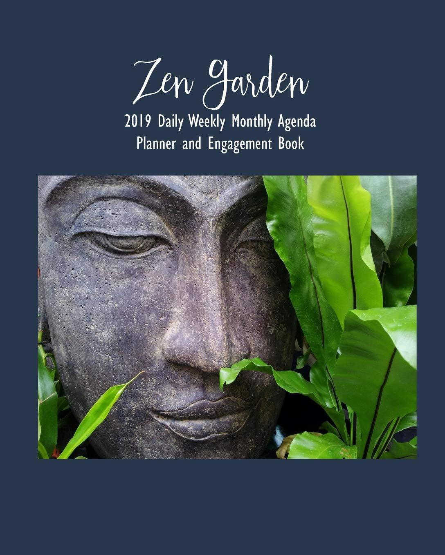 Amazon.com: Zen Garden 2019 Daily Weekly Monthly Agenda ...
