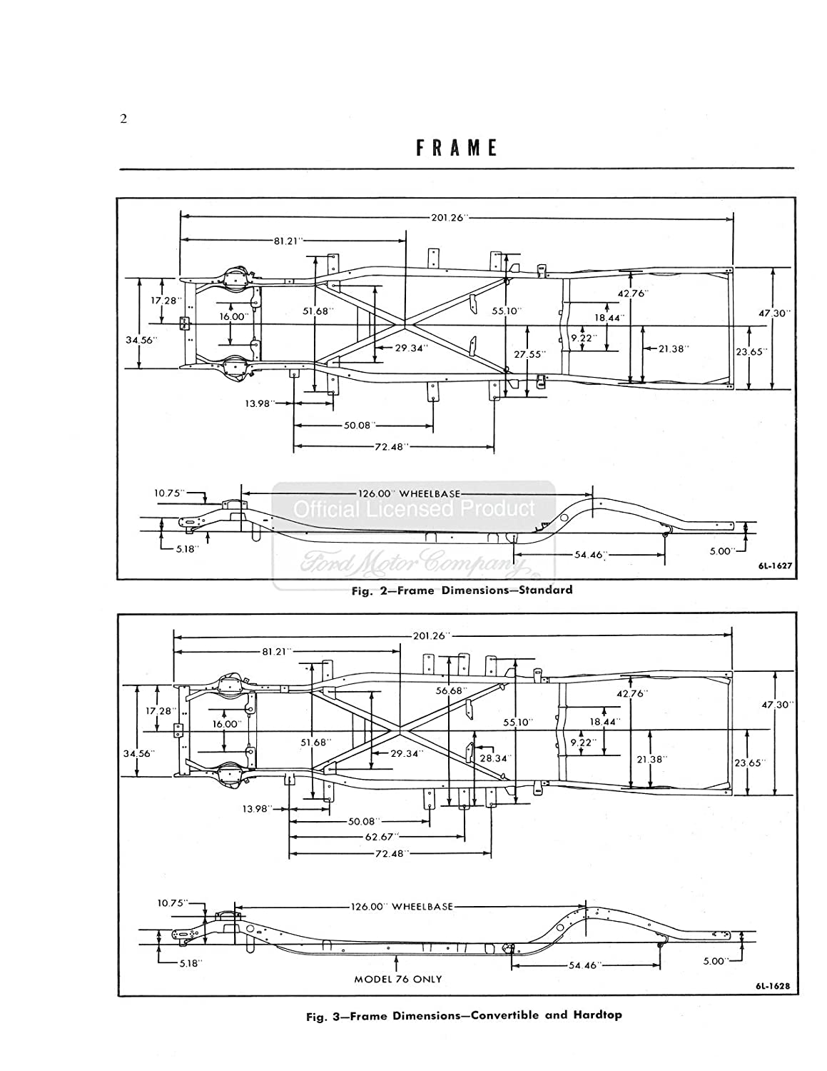 1956 1957 Lincoln Capri Premiere Shop Service Repair Fire Engine Drivetrain Diagram Manual Book Automotive