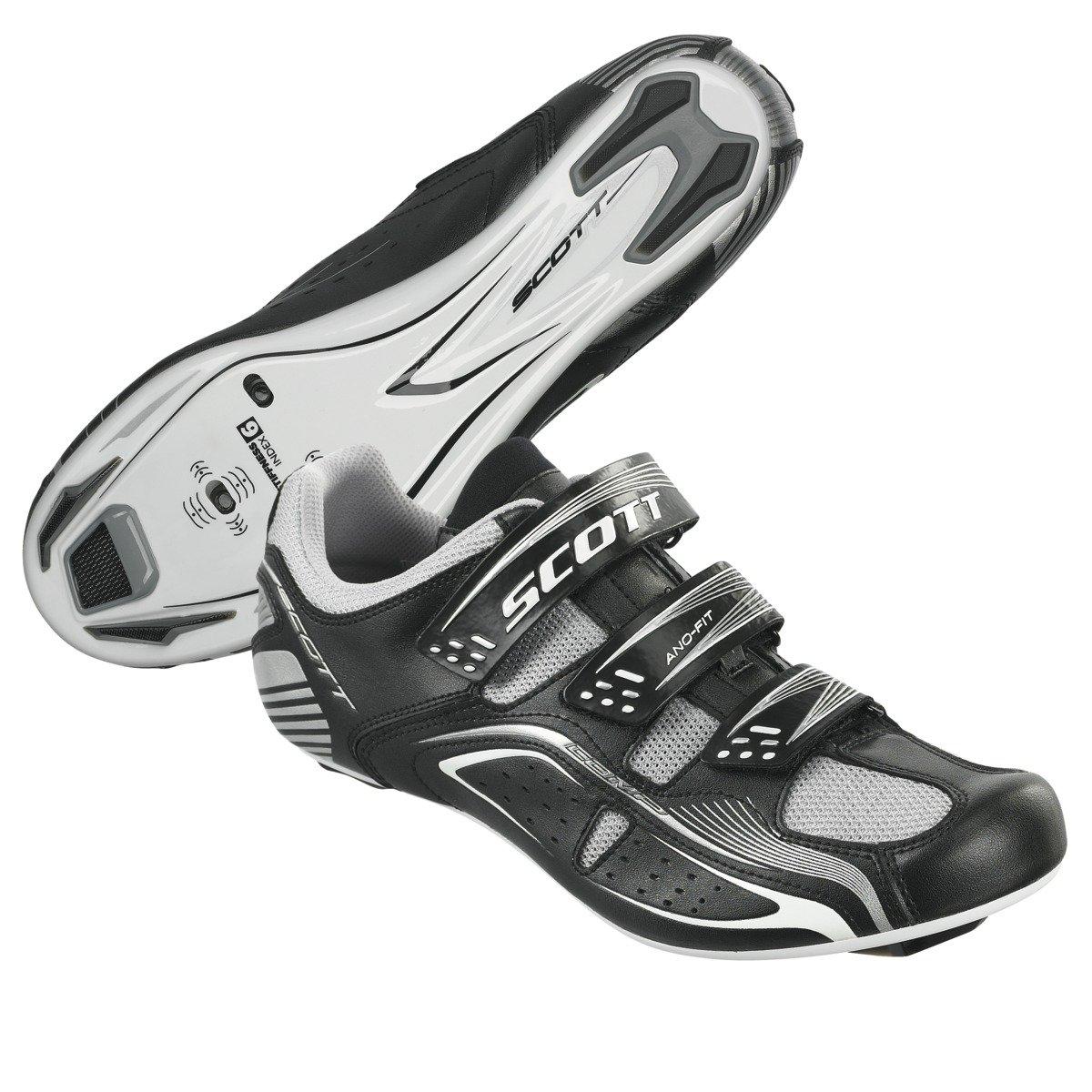 Scott Road Comp Rennrad Fahrrad Schuhe schwarz 2013  Größe  42