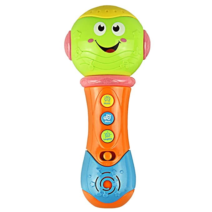 Kity Microphone Toy Baby Learning Phone - Best Gifts for Kids
